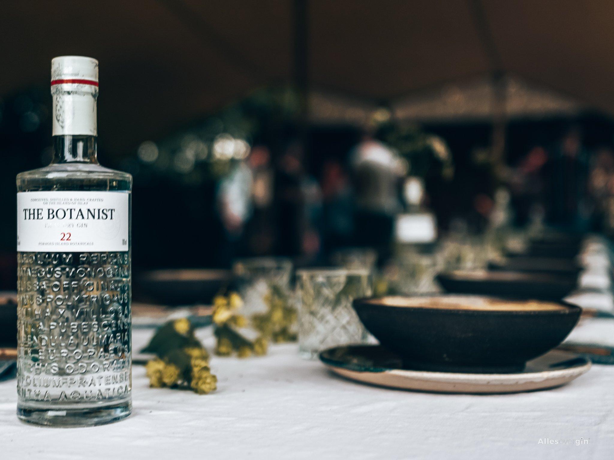 Foerageren met The Botanist Gin, Alles over gin.